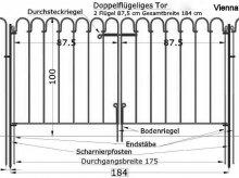Doppelfluegeltor Vienna-95